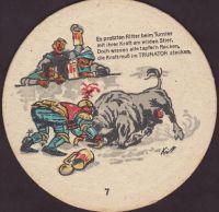 Pivní tácek hofbrauhaus-traunstein-58-zadek-small