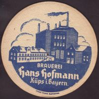 Beer coaster hofmann-kups-1-small