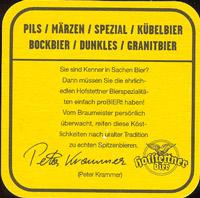 Beer coaster hofstetten-1-zadek