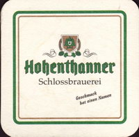 Beer coaster hohenthanner-1-small