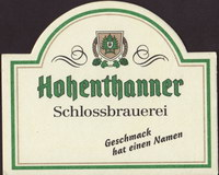 Beer coaster hohenthanner-2-small