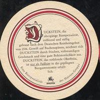 Beer coaster holsten-11-zadek