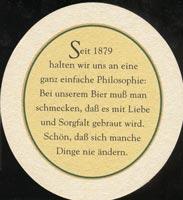Pivní tácek holsten-2-zadek