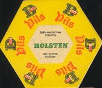 Pivní tácek holsten-3-oboje