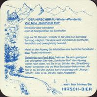 Pivní tácek hoss-der-hirschbrau-11-zadek-small