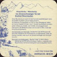 Pivní tácek hoss-der-hirschbrau-16-zadek-small