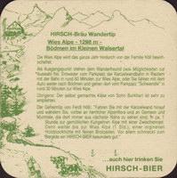 Pivní tácek hoss-der-hirschbrau-18-zadek-small