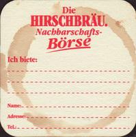 Pivní tácek hoss-der-hirschbrau-19-zadek-small