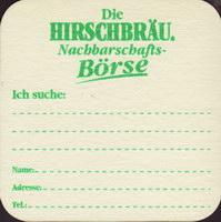 Pivní tácek hoss-der-hirschbrau-20-zadek-small
