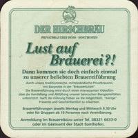 Pivní tácek hoss-der-hirschbrau-21-zadek-small