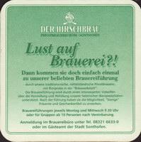 Pivní tácek hoss-der-hirschbrau-24-zadek-small
