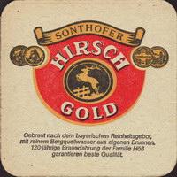 Pivní tácek hoss-der-hirschbrau-25-small