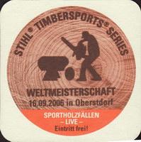 Pivní tácek hoss-der-hirschbrau-27-zadek-small