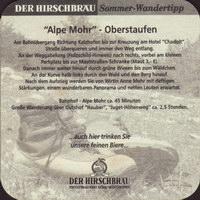 Pivní tácek hoss-der-hirschbrau-29-zadek-small