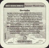 Pivní tácek hoss-der-hirschbrau-30-zadek-small