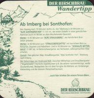 Pivní tácek hoss-der-hirschbrau-31zadek-small
