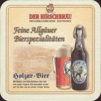 Pivní tácek hoss-der-hirschbrau-32-small