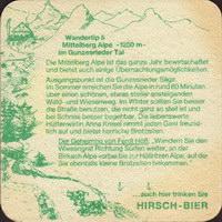 Pivní tácek hoss-der-hirschbrau-4-zadek-small
