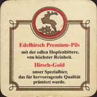 Pivní tácek hoss-der-hirschbrau-5-zadek-small