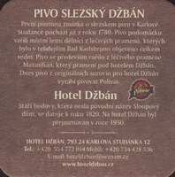 Beer coaster hotel-dzban-1-zadek-small