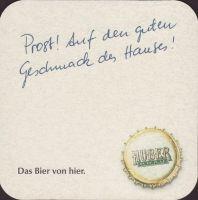Pivní tácek huber-brau-23-small