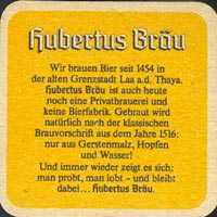 Pivní tácek hubertus-brau-1-zadek