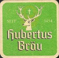 Pivní tácek hubertus-brau-1