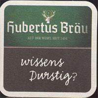 Pivní tácek hubertus-brau-10-zadek