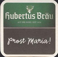 Pivní tácek hubertus-brau-11-zadek