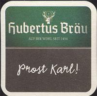 Pivní tácek hubertus-brau-11