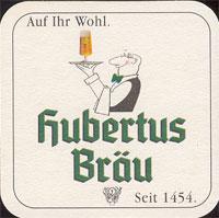 Pivní tácek hubertus-brau-12