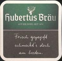 Pivní tácek hubertus-brau-14-zadek