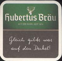 Pivní tácek hubertus-brau-14