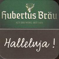 Pivní tácek hubertus-brau-18