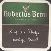 Pivní tácek hubertus-brau-19