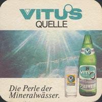 Pivní tácek hubertus-brau-2-zadek