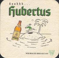 Pivní tácek hubertus-brau-2