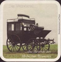 Pivní tácek hubertus-brau-23-zadek-small
