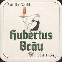 Pivní tácek hubertus-brau-24-small