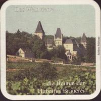 Pivní tácek hubertus-brau-26-zadek-small