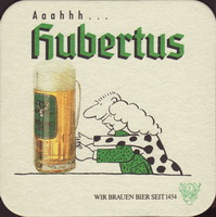 Pivní tácek hubertus-brau-30-small