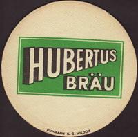 Pivní tácek hubertus-brau-31-zadek-small