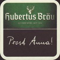 Pivní tácek hubertus-brau-32-zadek-small