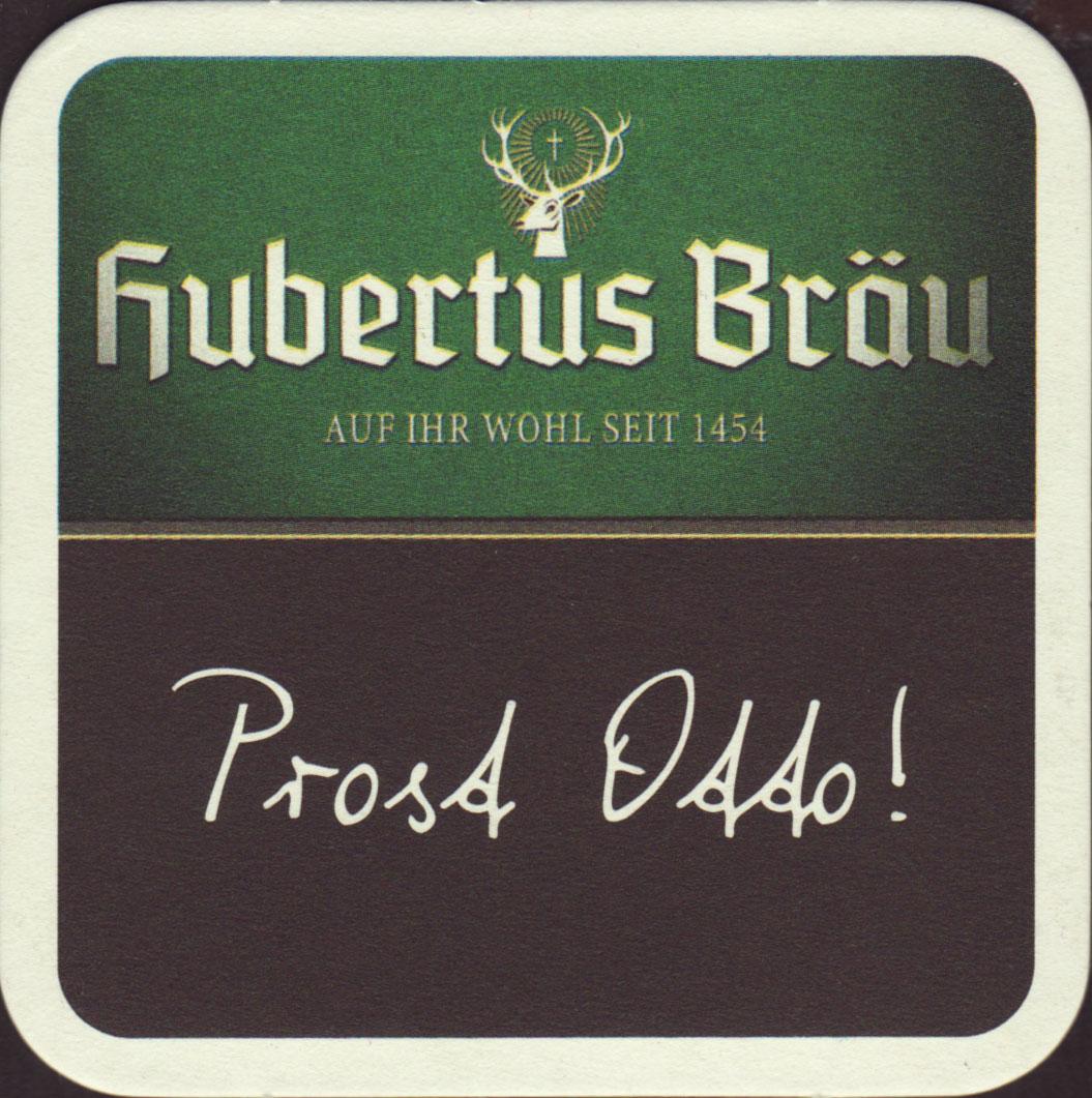 Brewery hubertus brau laa an der thaya coaster number 4 12 - Vetrocamera 4 12 4 ...