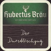 Pivní tácek hubertus-brau-37-zadek-small