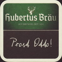 Pivní tácek hubertus-brau-38-small