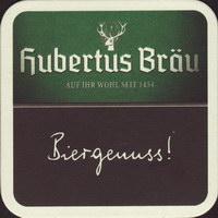 Pivní tácek hubertus-brau-38-zadek-small