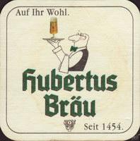 Pivní tácek hubertus-brau-39-small