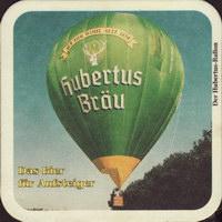 Pivní tácek hubertus-brau-39-zadek-small