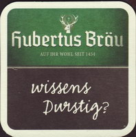 Pivní tácek hubertus-brau-40-zadek-small